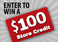 Win A $100 Store Credit